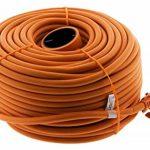 Zenitech - Prolongateur 16A HO5VV-F 2x1,5 Orange 50m de la marque Zenitech image 1 produit